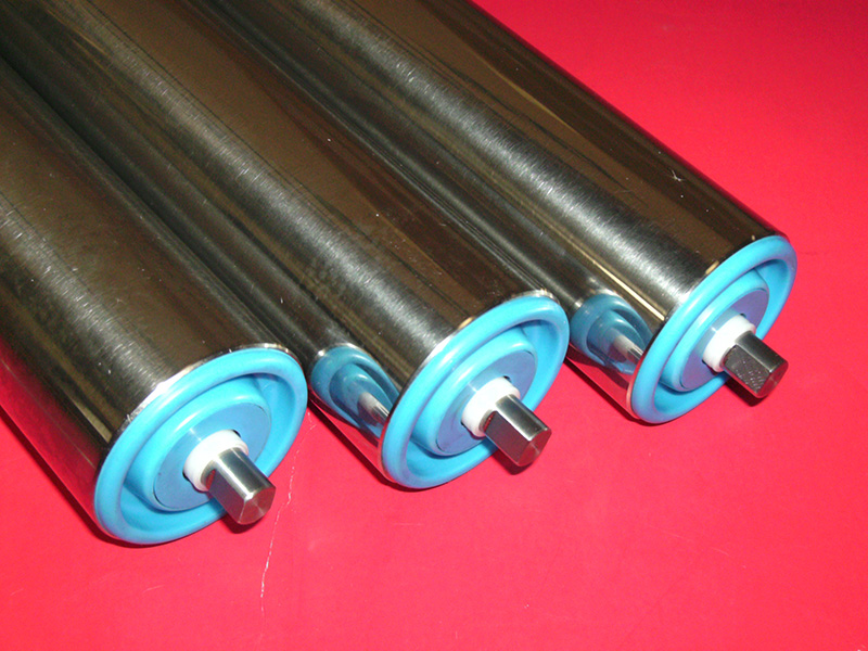 Steel and Plastic Gravity rollers